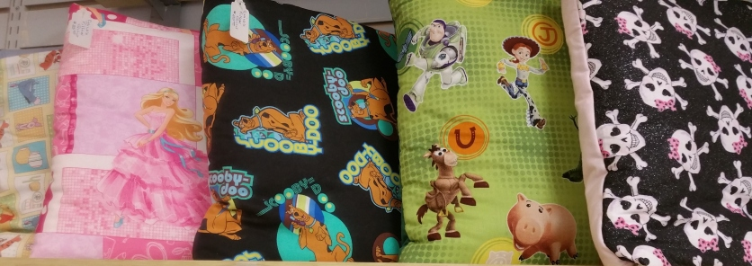 Children's Pillow Quilts