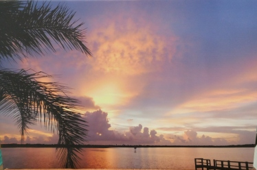 Stunning Florida Sunsets by Greg
